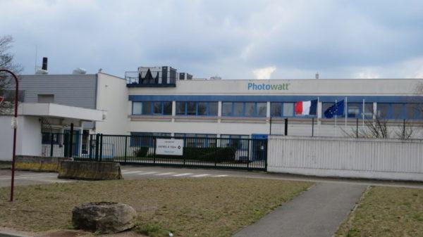 Photovoltaïque : mission sauvetage de l'entreprise berjallienne Photowatt