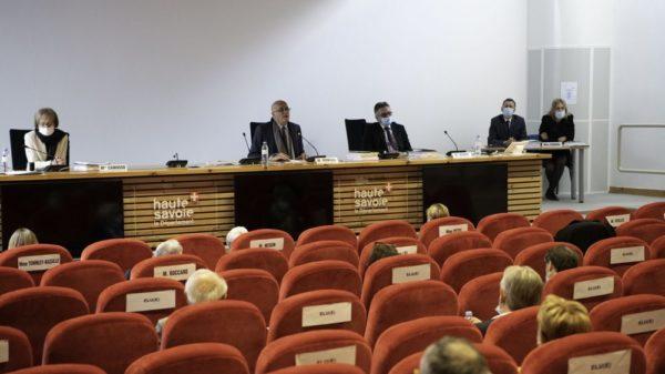 Budget de crise pour le Département de la Haute-Savoie