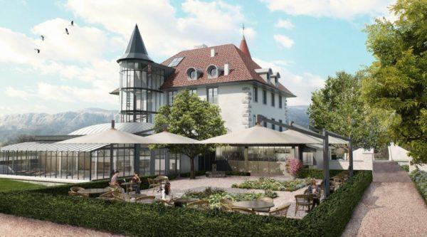 Château Brachet a retrouvé son lustre
