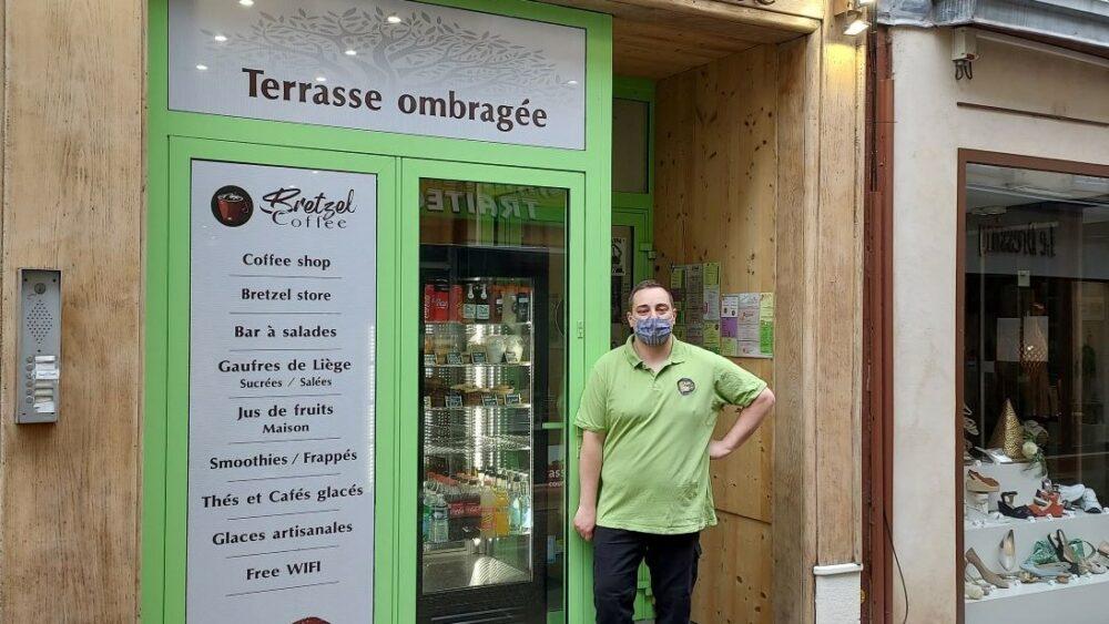Bretzel Coffee réouverture terrasses restaurants