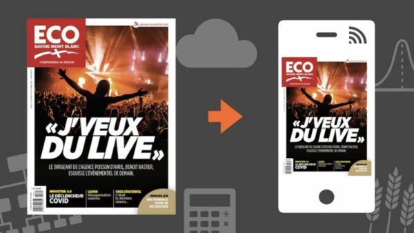 Votre magazine ECO Savoie Mont Blanc du 7 mai 2021