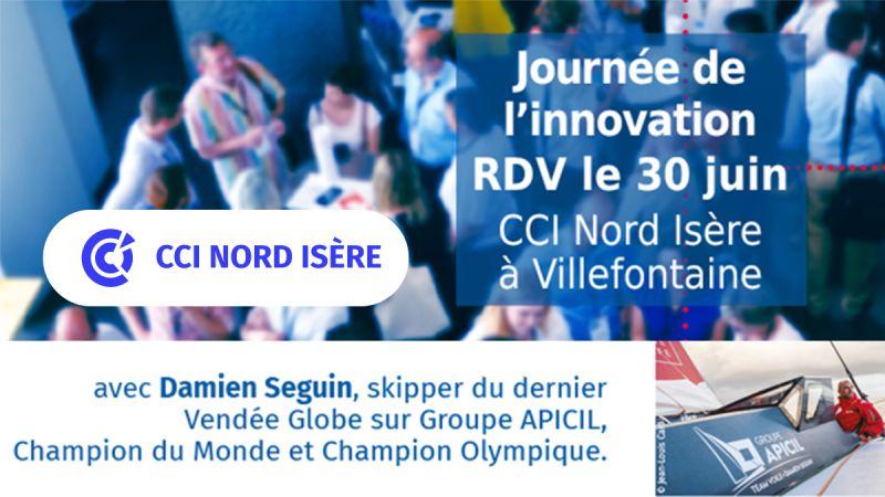 CCI Nord Isère : une journée de regards croisés sur l'innovation