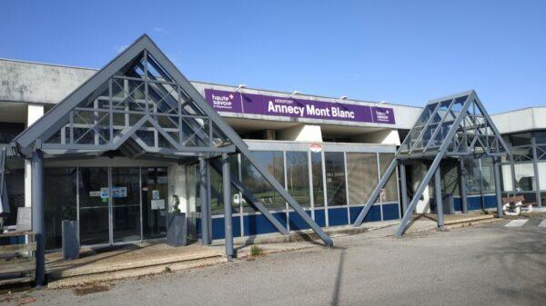 Aéroport d'Annecy : Edeis débouté, Vinci l'emporte