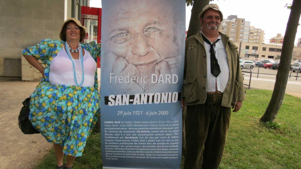 Centenaire de Frédéric Dard