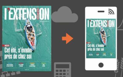 Votre magazine L'EXTENSION Juin 2021