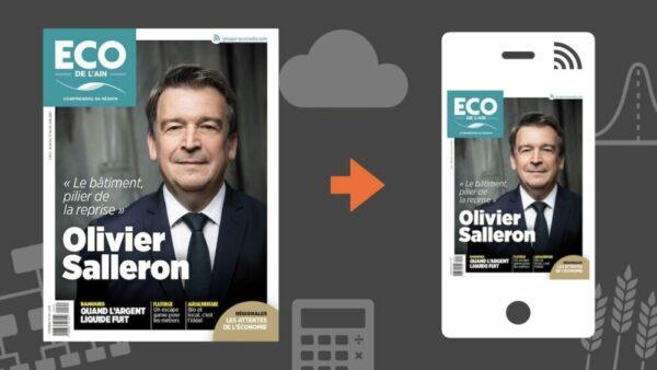 Votre magazine ECO de l'Ain du 17 juin 2021