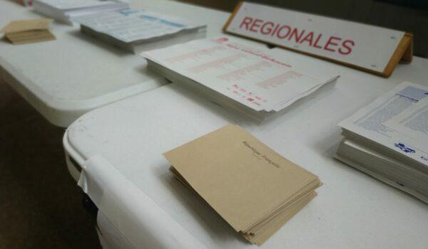 Elections régionales : ce qu'il faut retenir du premier tour en Savoie Mont Blanc