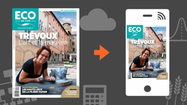 Votre magazine ECO de l'Ain du 29 juillet 2021