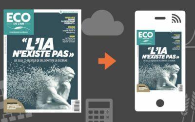 Votre magazine ECO de l'Ain du 15 juillet 2021