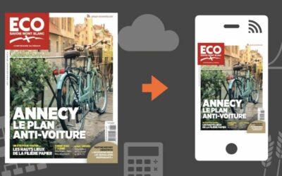Votre magazine ECO Savoie Mont Blanc du 23 juillet 2021
