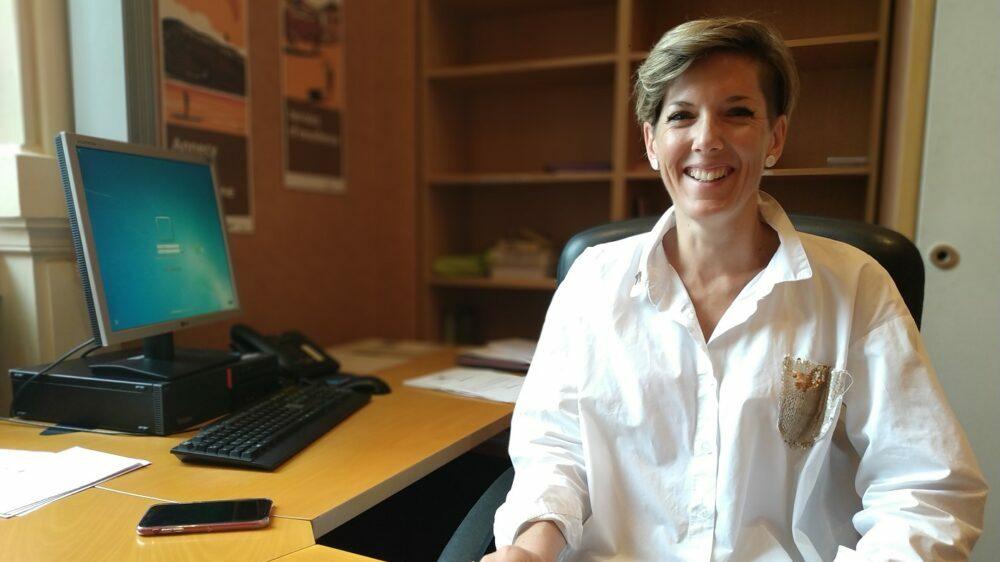 Christelle Petex-Levet : «Être élue, c'est une question d'organisation et d'équilibre»