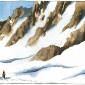 BD : Dans l'ombre  du mont Blanc