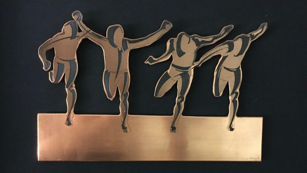 Cluses célèbre l'olympisme