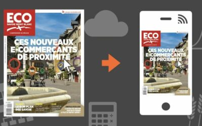 Votre magazine ECO Savoie Mont Blanc du 3 septembre 2021