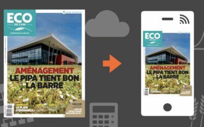 Votre magazine ECO de l'Ain du 30 septembre 2021