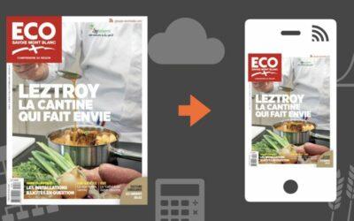 Votre magazine ECO Savoie Mont Blanc du 1er octobre 2021