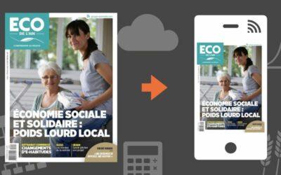 Votre magazine ECO de l'Ain du 9 septembre 2021
