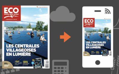 Votre magazine ECO Savoie Mont Blanc du 10 septembre 2021