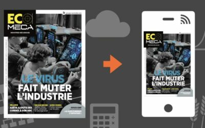 Votre magazine ECOMECA n°93 Septembre 2021