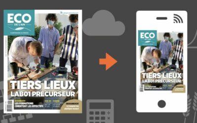 Votre magazine ECO de l'Ain du 16 septembre 2021