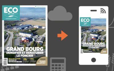 Votre magazine ECO de l'Ain du 23 septembre 2021