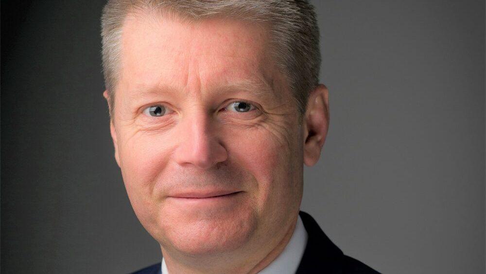 Olivier Gonnet, président du Conseil régional des notaires de la cour d'Appel de Grenoble
