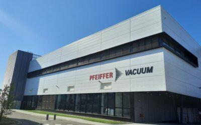 Guillaume Kreziak (Pfeiffer Vacuum) : «L'entreprise a un rôle territorial à jouer»
