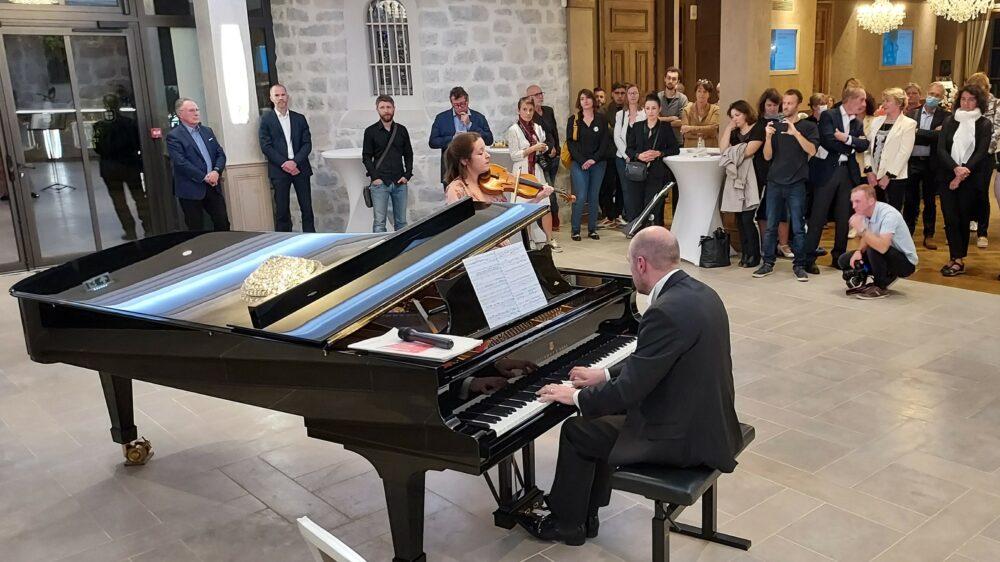L'orchestre des pays de Savoie retrouve son public