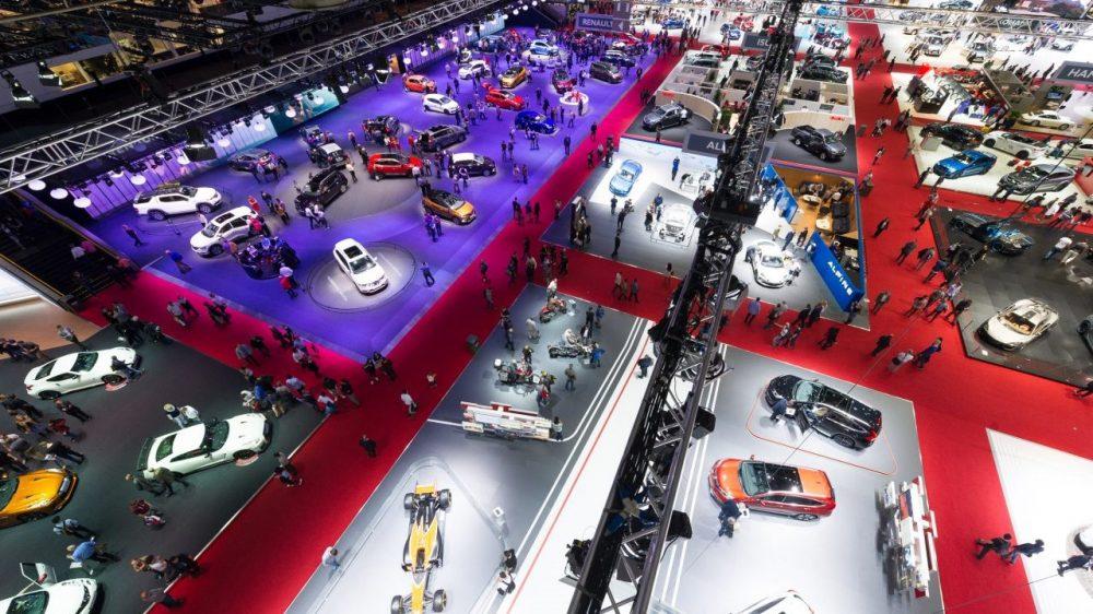 Le salon de l'automobile de Genève annule l'édition 2022
