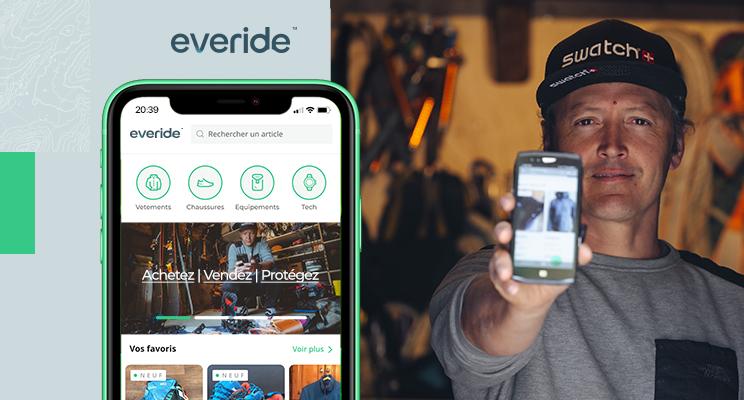 Everide lève 1,2 million d'euros pour son appli