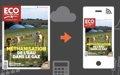 Votre magazine ECO Savoie Mont Blanc du 8 octobre 2021