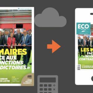 Votre magazine ECO de l'Ain du 14 octobre 2021