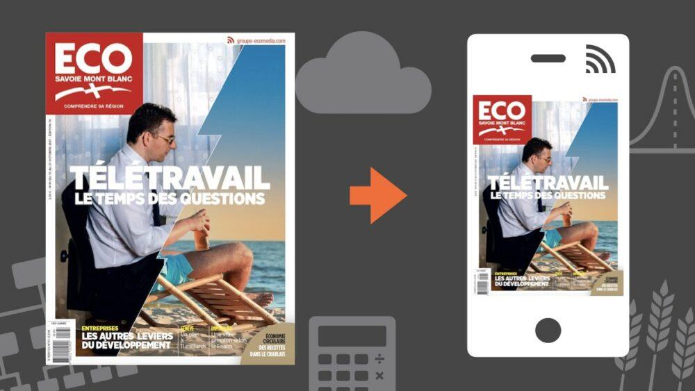 Votre magazine ECO Savoie Mont Blanc du 15 octobre 2021