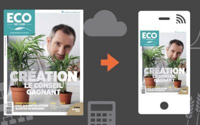 Votre magazine ECO de l'Ain du 7 octobre 2021