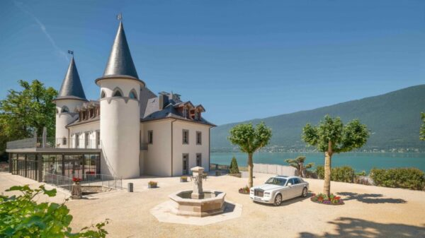 La renaissance du château de Tresserve